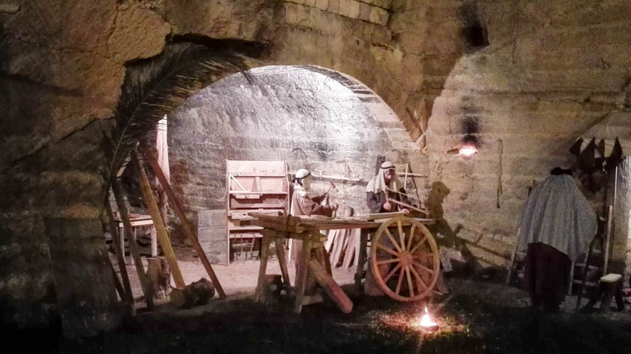 presepe vivente in puglia - Travel Free From