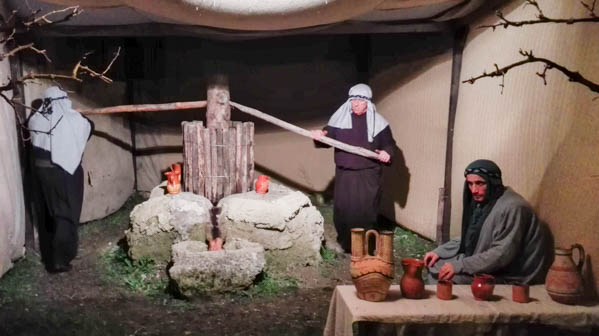 presepe vivente in puglia frantoio - Travel Free From