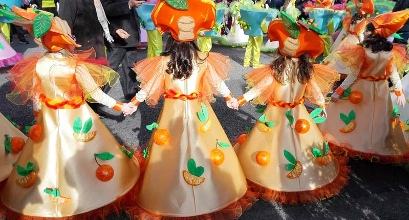 Carnevale di Manfredonia - Travel Free From