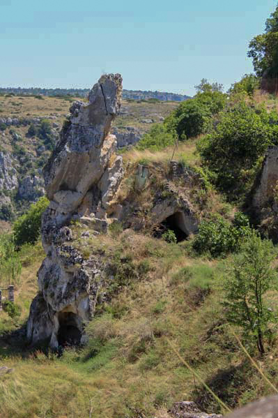 grotte - Tour a Matera a piedi - Travel Free From