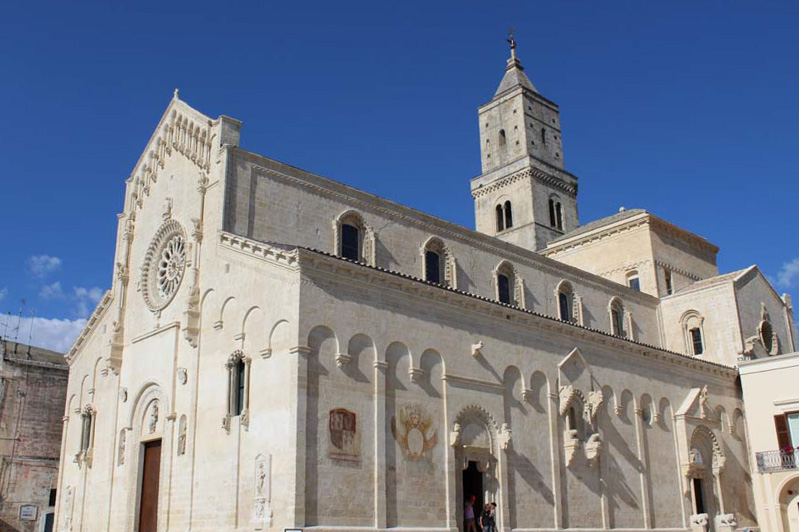 Cattedrale di Matera - Travel Free From