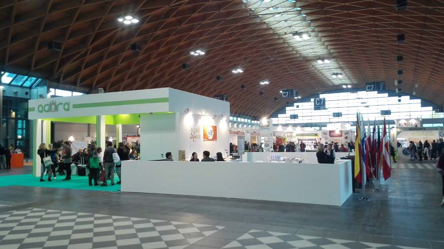 Fiere Food 2017 - Travel Free from