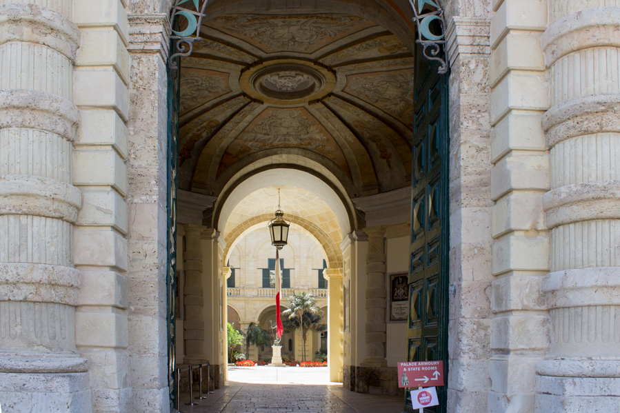 Valletta grand master palace - Travel Free From