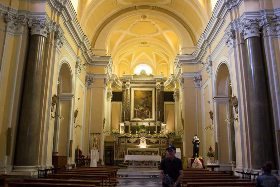 Complesso di San Francesco interno chiesa - Travel Free From