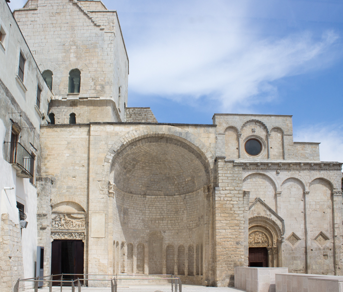 Monte Sant'Angelo-complesso-san-pietro-Travel-Free-From
