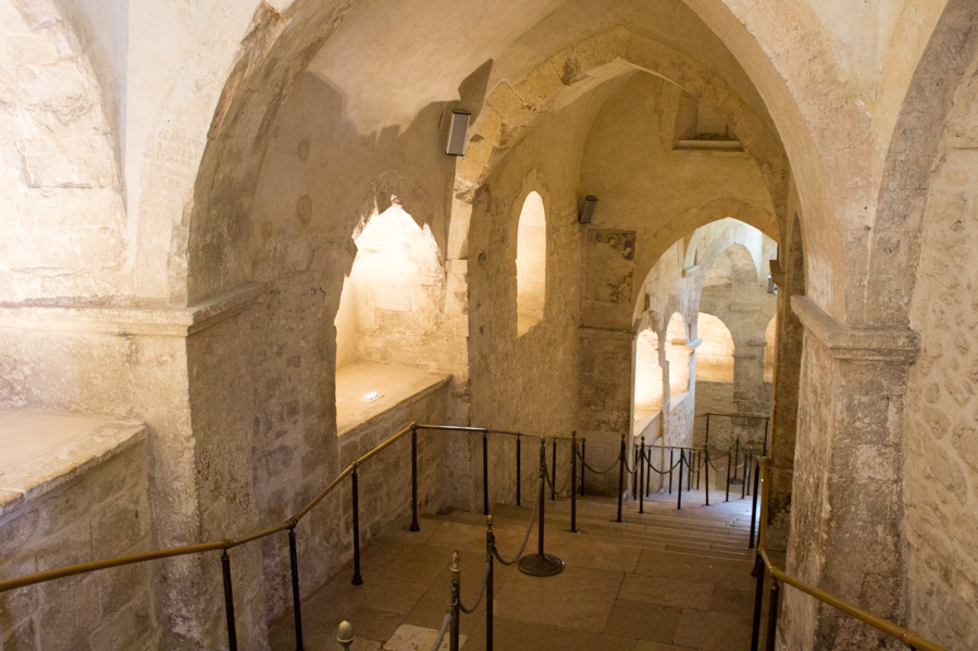 interno chiesa san michele - Travel Free From