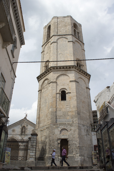 campanile monte sant'angelo - Travel Free From