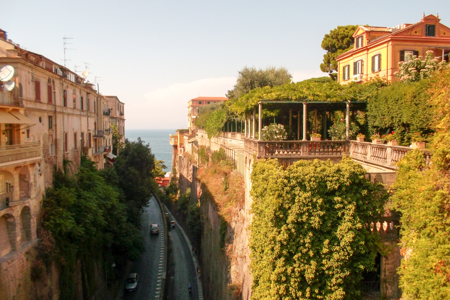 Sorrento Scorcio 2 - Travel Free From
