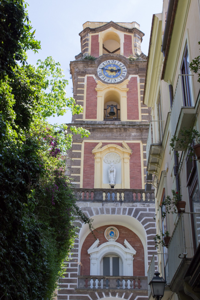 Sorrento Torre Orologio - Travel Free From