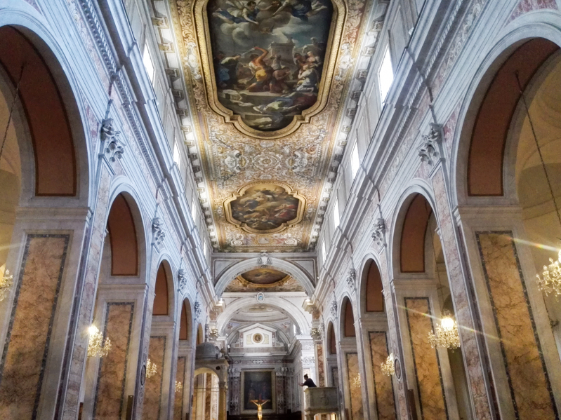 Sorrento cattedrale - Travel Free From
