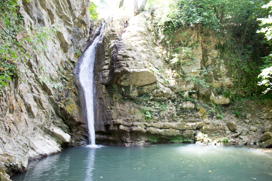 Cascate di San Fele - Travel Free From