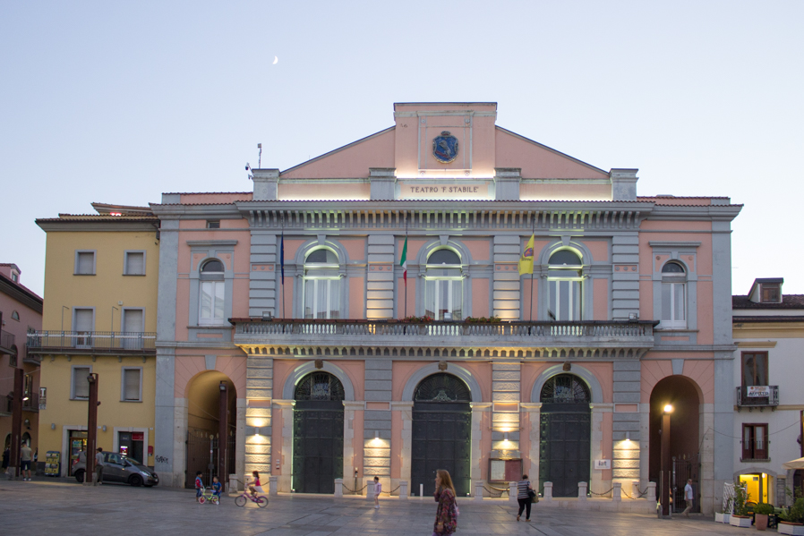 Cosa fare a Potenza Teatro - Travel Free From