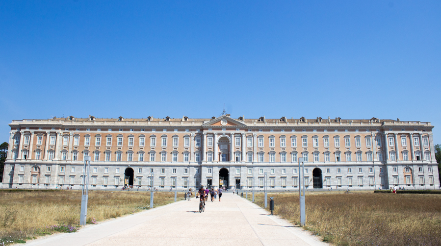 Reggia di Caserta - Travel Free From