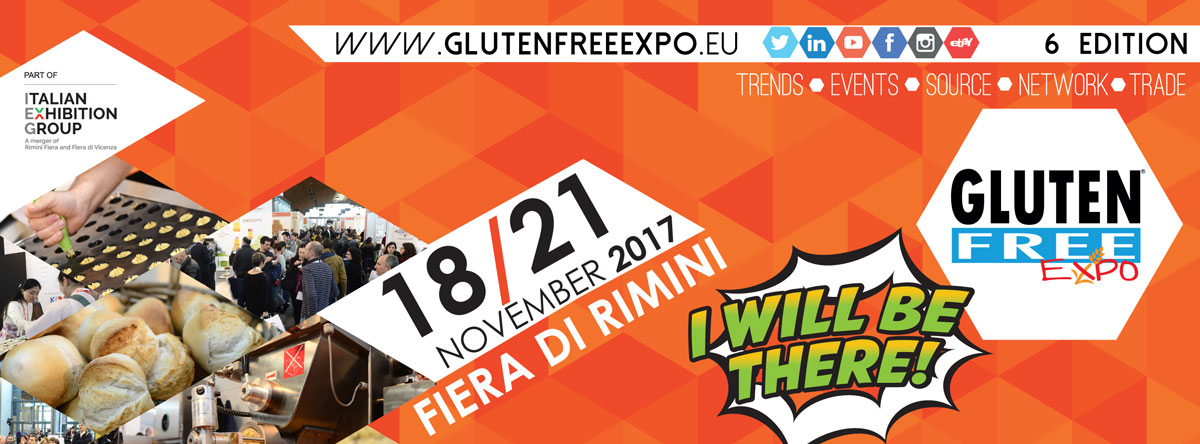 Gluten Free Expo date - Travel Free From