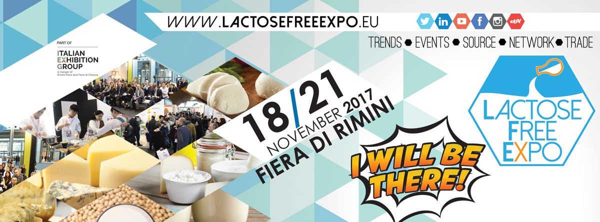 Lactose Free Expo date - Travel Free From
