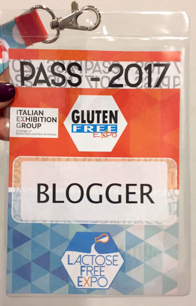 Lactose Free Expo blogger ufficiale - Travel Free From