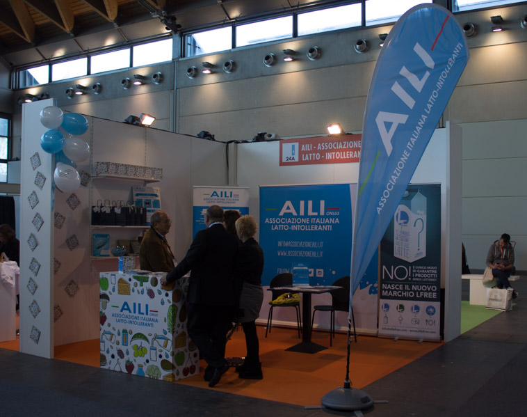 Lactose Free Expo AILI - Travel Free From