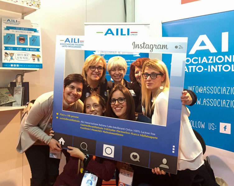 Lactose Free Expo blogger aili - Travel Free From