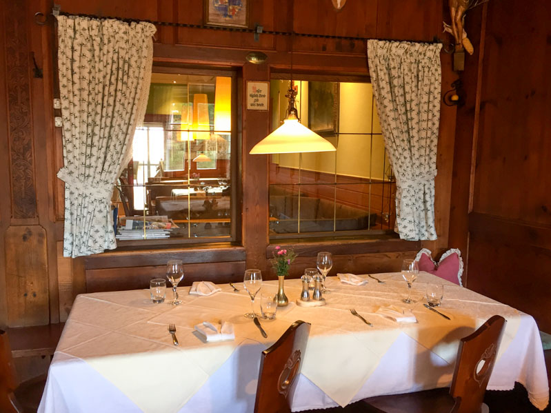 Mangiare a Castelrotto - Travel Free From