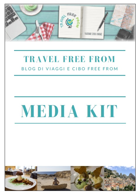 Media kit travel and food - Travel Free From
