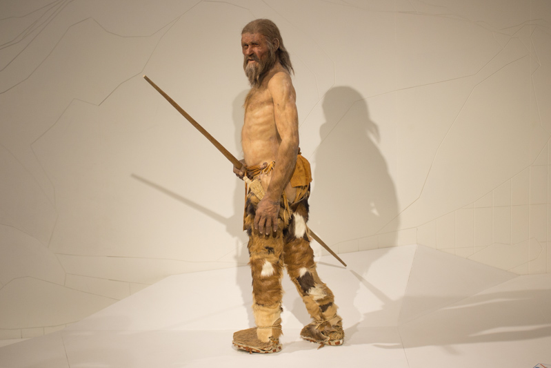 Museo di Ötzi - Travel Free From