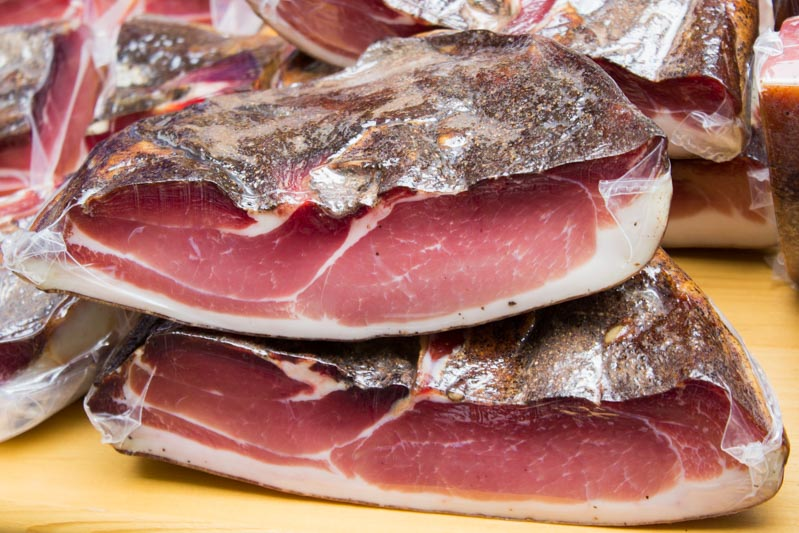 Val Gardena food tour speck - Travel Free From