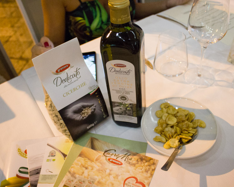 alternative per intolleranti gallo restaurant cicerchie - Travel Free From