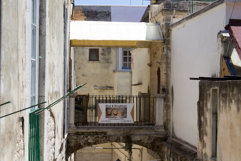 Trani da scoprire B&B centro storico - Travel Free From