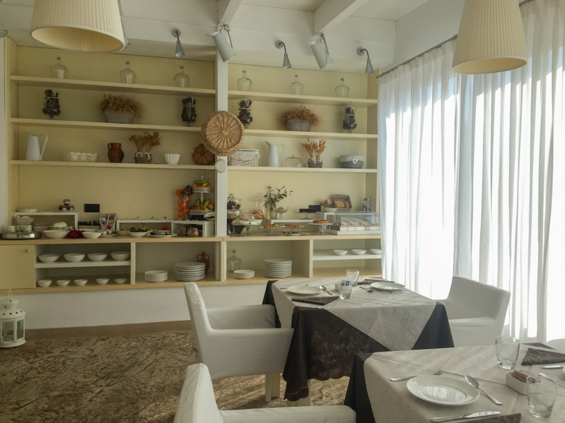 Dove dormire a Mottola Relais Lalì buffet - Travel Free From