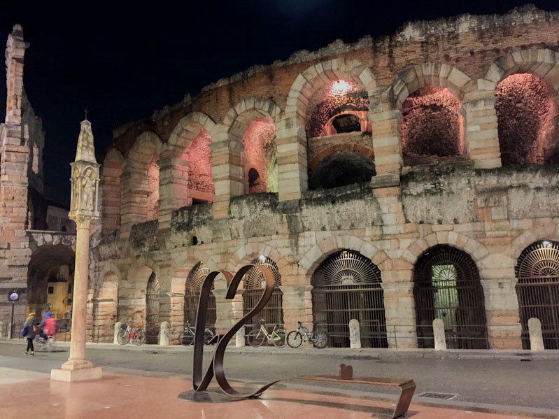 Come trascorrere il Natale a Verona arena - Travel Free From