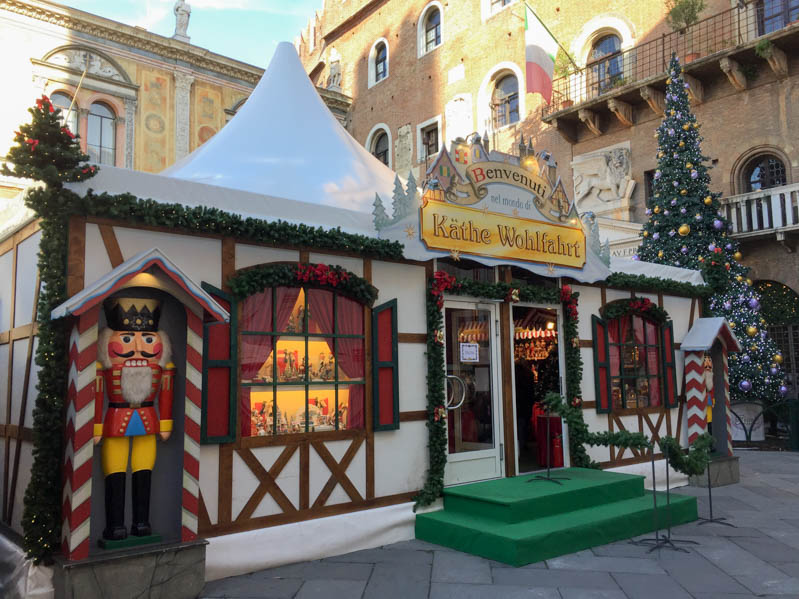 Come trascorrere il Natale a Verona casa magica - Travel Free From