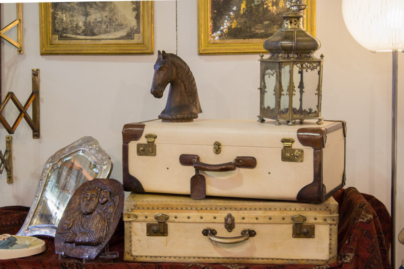 Mercanteinfiera di Parma valigie - Travel Free From