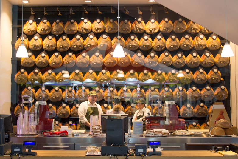 Mercanteinfiera di Parma crudo - Travel Free From