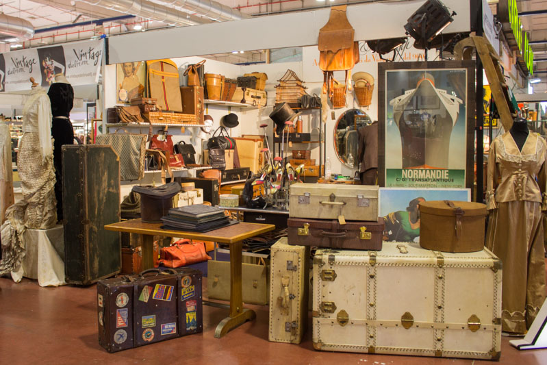 Mercanteinfiera di Parma bagagli - Travel Free From
