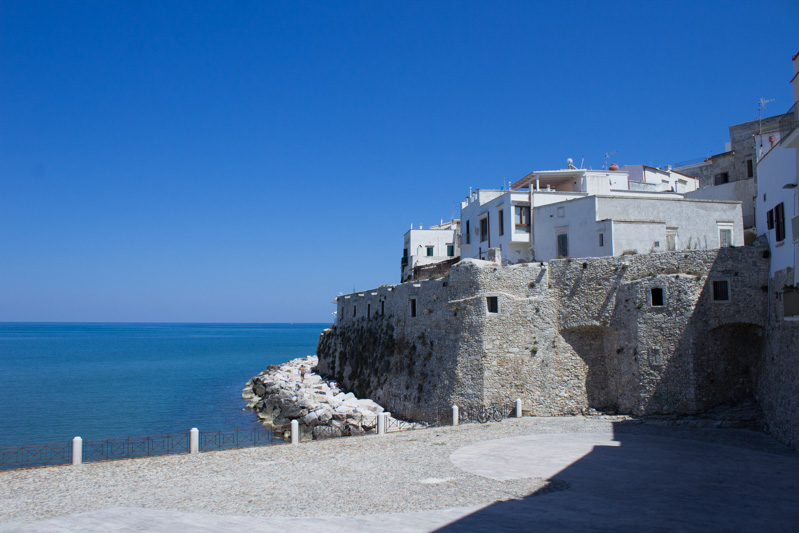 Cosa vedere a Vieste punta san francesco- Travel Free From