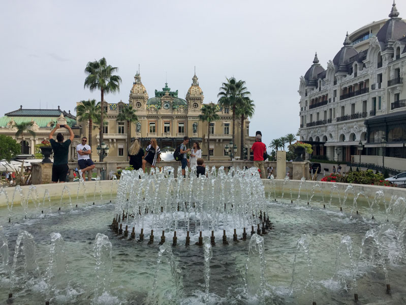 Place du Casinò Monte Carlo - Travel Free From