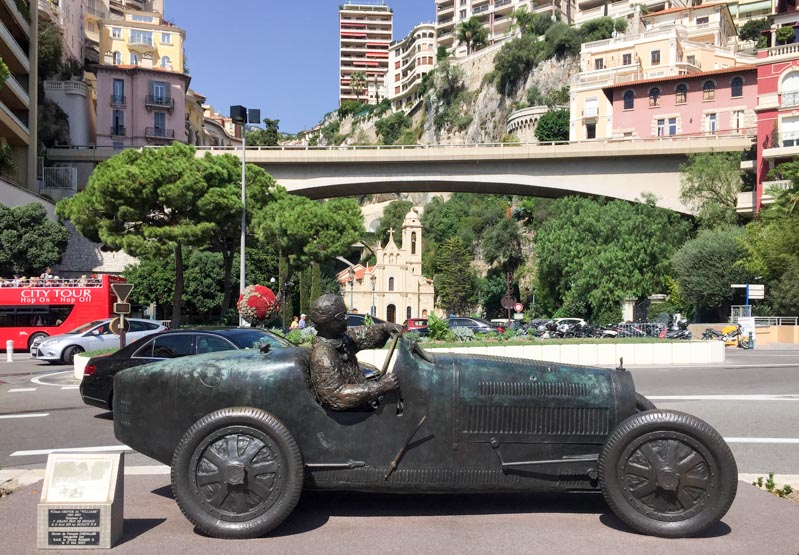 Formula 1 Monte Carlo - Travel Free From