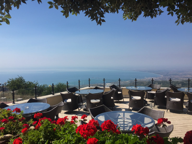 Panorama Monte Sant'Angelo - Travel Free From