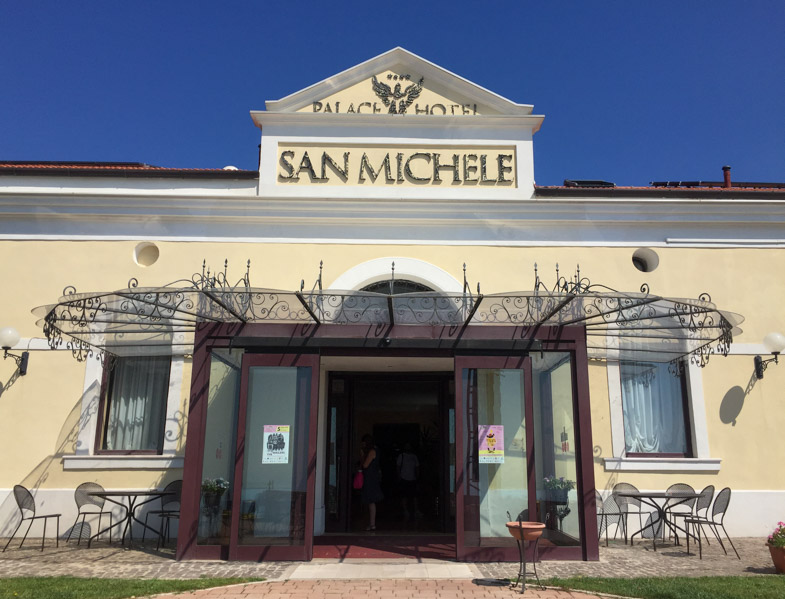 Palace hotel san michele Monte Sant'Angelo - Travel Free From