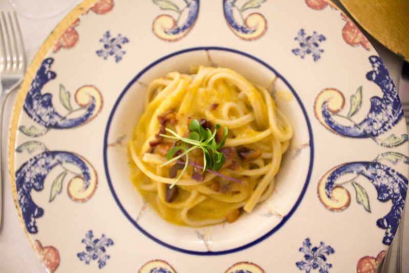 Carbonara - Travel Free From
