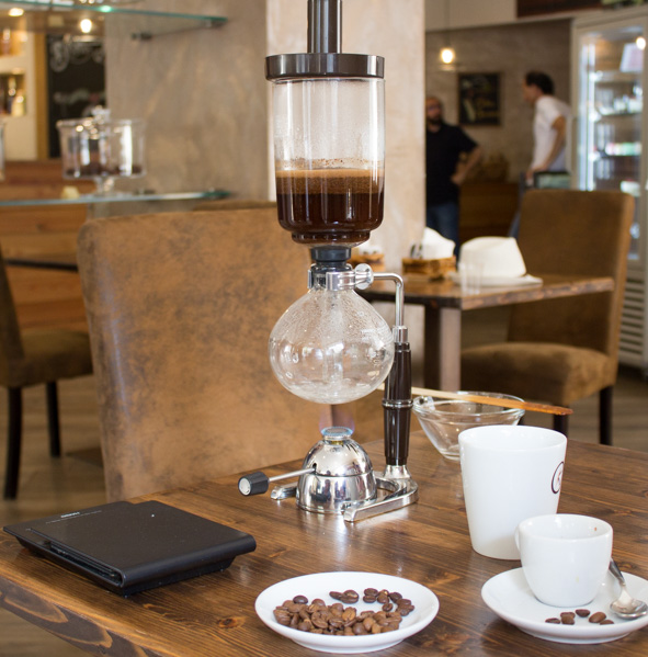 caffettiera sifone - Travel Free From
