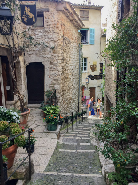 Dove mangiare a Saint Paul de Vence - Travel Free From