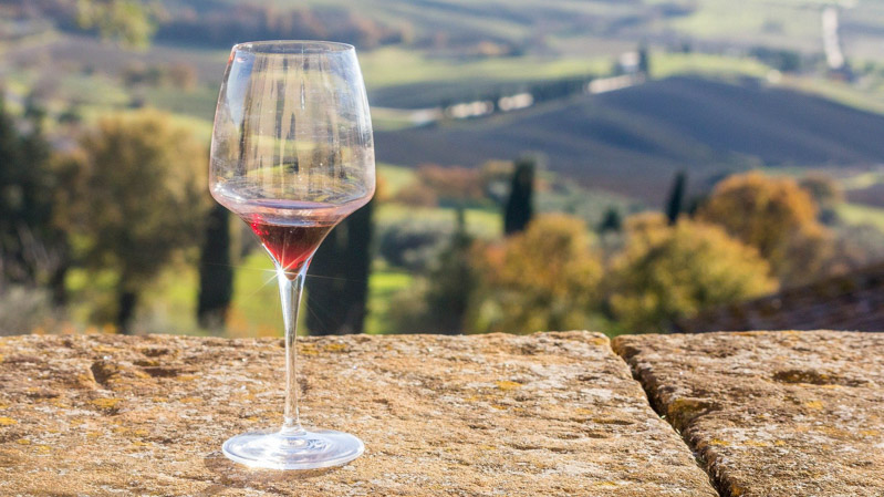 le mie prossime 10 tappe in italia - Val d'Orcia - Travel Free From