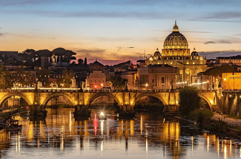 le mie prossime 10 tappe in italia - Roma - Travel Free From