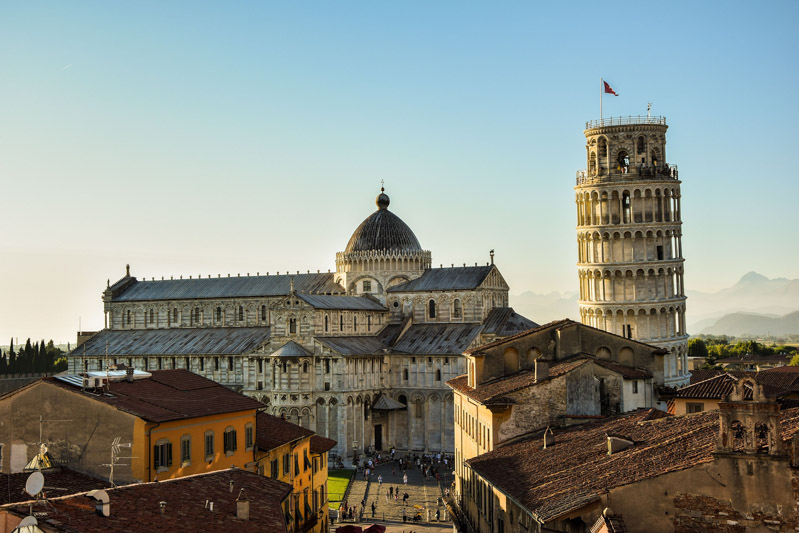le mie prossime 10 tappe in italia - Pisa - Travel Free From